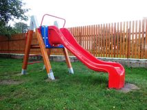 Slide with a ladder - KZ-100D-10