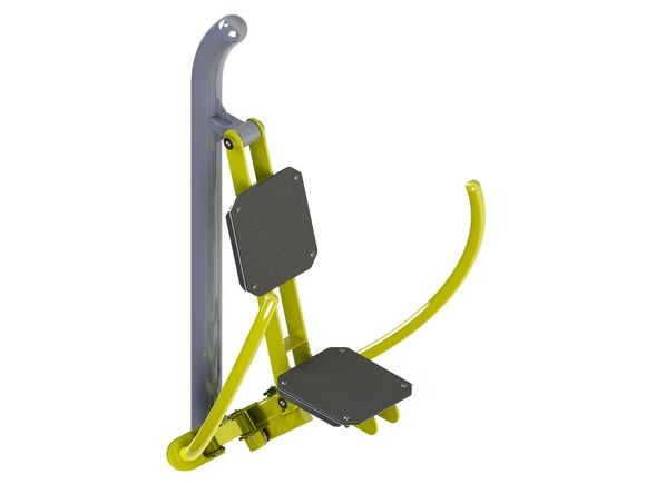 Fitness element FP-003SL  Butterfly workout machine (By Pressure) - lime