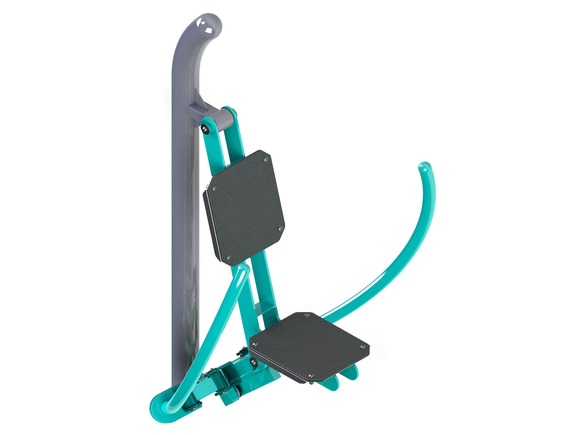 Fitness element FP-003SL  Butterfly Workout Machine (By Pressure) - turquoise