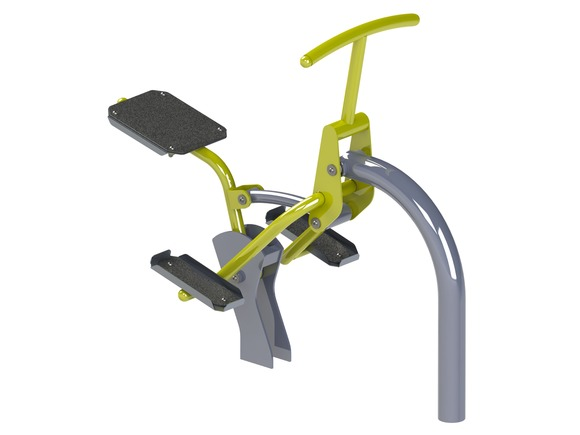 Fitness element FP-008SL Rider - lime