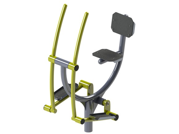Fitness element FP-015SL Cycling Trainer (Orbi-Bike Plus) - lime