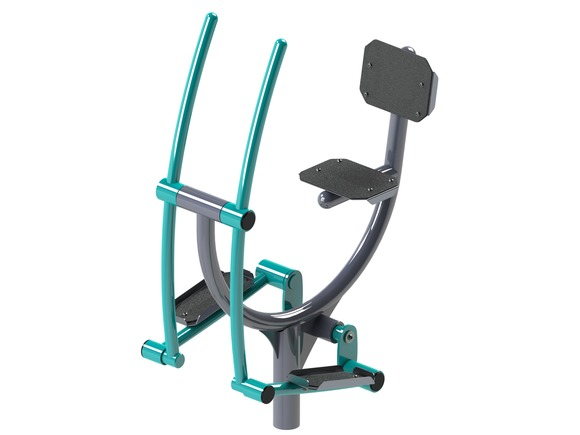 Fitness element FP-015ST Cycling Trainer (Orbi-Bike Plus) - turquoise
