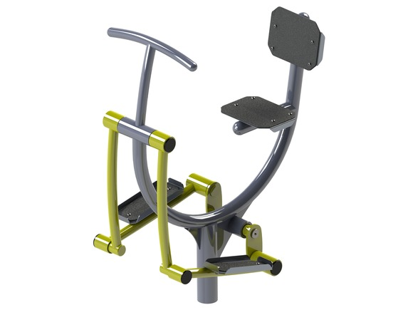 Fitness element FP-016SL Cycling Trainer (Orbi-Bike Plus) - lime