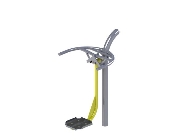 Fitness element FP-018SL Pendulum - lime